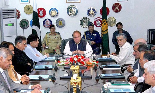 PM wants counter-terrorism strategy draft by Aug 13