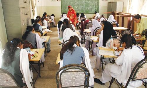 Female literacy: Development in reverse