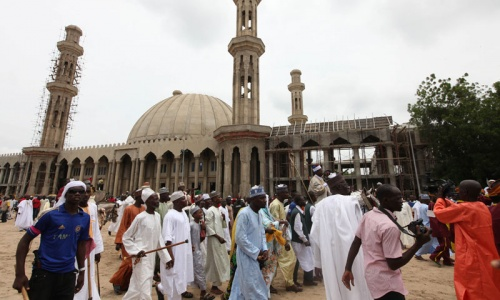 Agents: 44 gunned down in Nigeria mosque