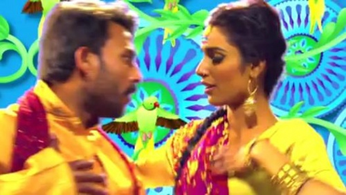 Zinda Bhaag revives 'Pani da Bulbula'