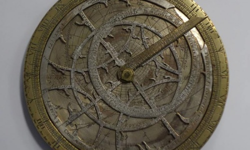 Stolen 16th century astrolabe returned to Swedish museum