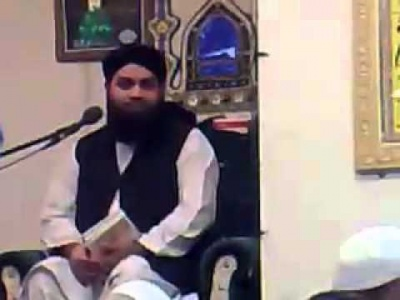Allama Muhammad Farooq Nizami screenshot. — Courtesy Photo