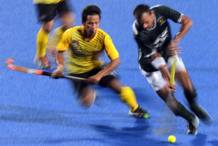 Pakistan impress in 4-1 win over Malaysia