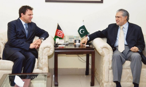 Pakistan, Afghanistan mull over power project on Kunar River