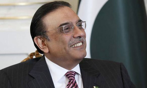 Zardari to focus on PPP reorganisation after Sept 8