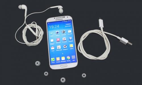 Inspect-a-gadget: Samsung Galaxy S4