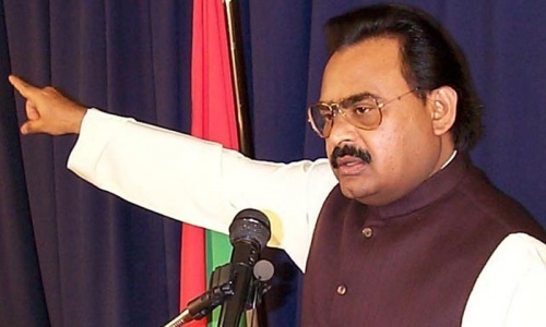 Altaf gives conditional nod to proposed Karachi operation