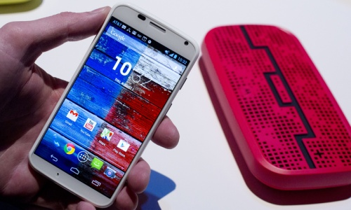 1st US-made smartphone just as cheap to produce