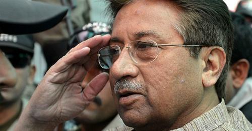 Lal Masjid cleric's murder case registered against Musharraf