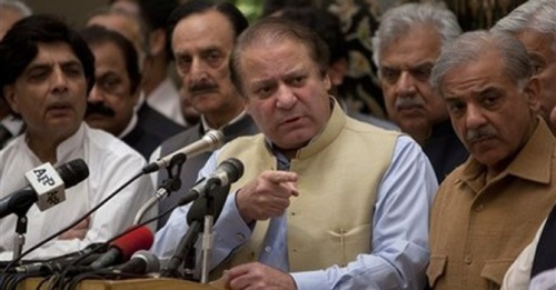Special Cabinet session: Nisar briefs PM over Karachi situation