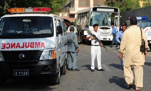 Navy officer gunned down in Karachi