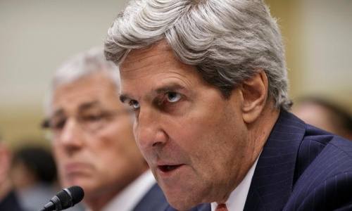 Arab nations offered to pay for Syria strike: Kerry