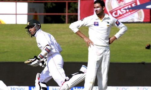 Waller, Raza put Zimbabwe ahead