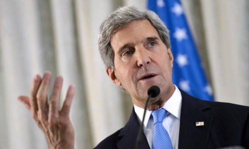 Kerry pursues diplomatic offensive for Syria action