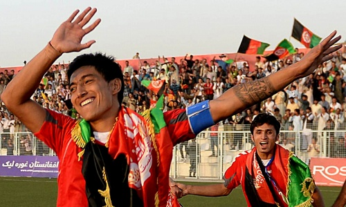 Afghanistan stuns India to win SAFF title