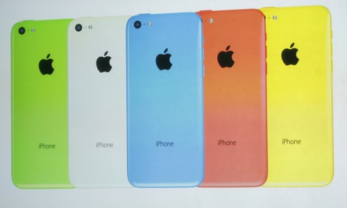 Apple iPhone 5C orders 'not overwhelming': carrier source