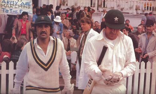 Pakistan cricket: A class, ethnic and sectarian history