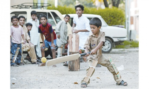 Urban legends: The street cricket academy