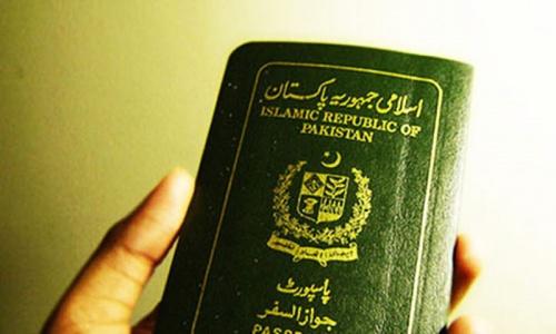 New system to curb passport mafia