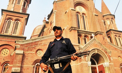 Security plan soon for places of worship: Nisar