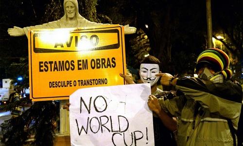 FIFPro says Brazil a bigger concern than Qatar