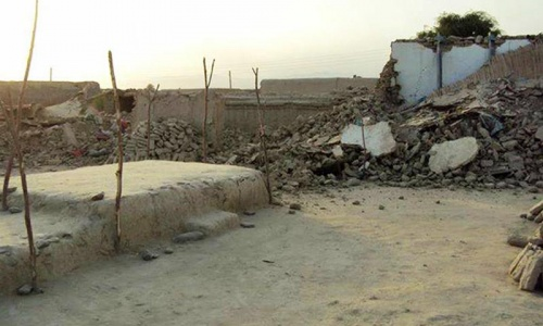 Death toll from Balochistan earthquake rises to 217