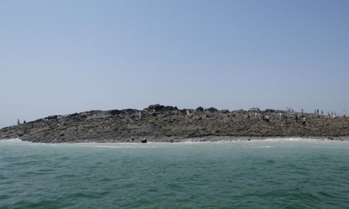 Gwadar's quake island unlikely to last: experts