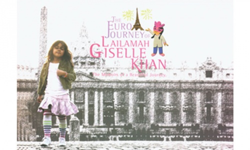 Bookmark: The Euro Journey of Lailamah Giselle Khan