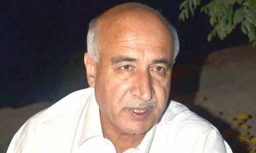Convoy of Balochistan CM escapes rocket attack in Awaran