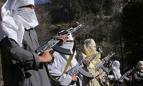 TTP say US drones must stop before peace talks