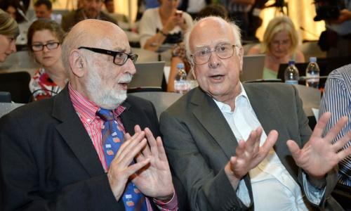 'God particle' scientists win Nobel Prize for Physics