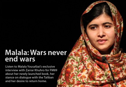 In Focus | Malala: Wars never end wars
