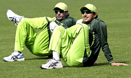 Ajmal must lift his game against South Africa: Misbah