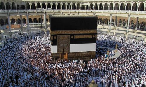 Two million pilgrims converge on Mina
