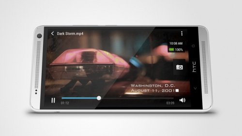 HTC offers larger phone, with fingerprint sensor