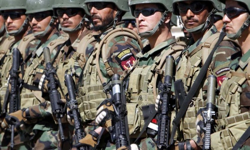 Afghan special forces commander defects with guns to insurgents