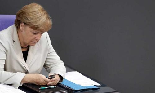 Germany summons US envoy over Merkel phone spy claims