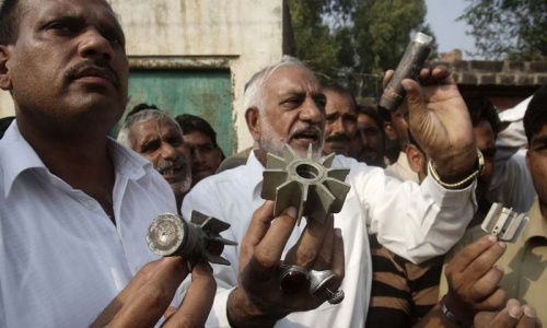 Sialkot border villages hit hard by firing