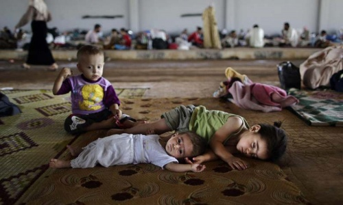 Assad's war of starvation
