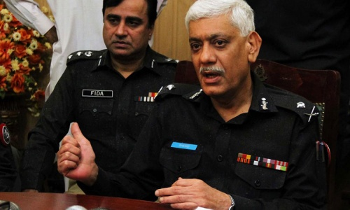 Karachi killings 'conspiracy' to fan sectarianism: police chief