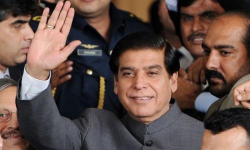 NAB nominates former PM Ashraf in rental power case