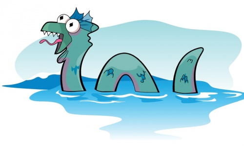 Myths and mysteries: Sea monsters ashore!