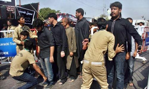 Unprecedented security for Ashura