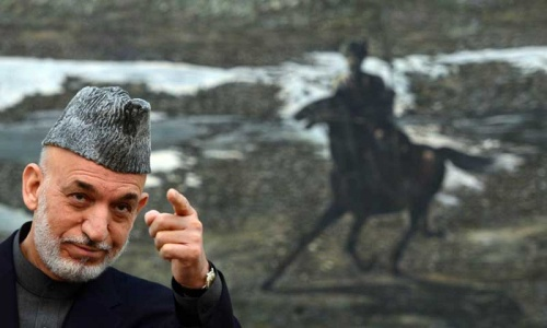 Karzai calls on Taliban to participate in jirga on US deal