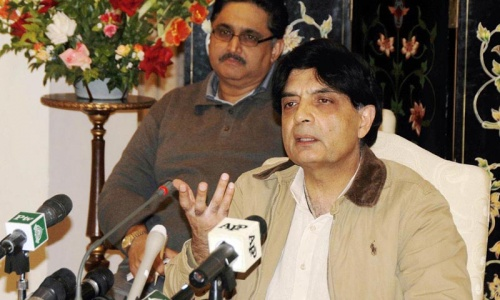 A surprise from Nisar: govt to prosecute Musharraf for treason