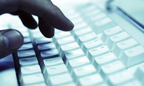 Youth booked over 'cyber crime'