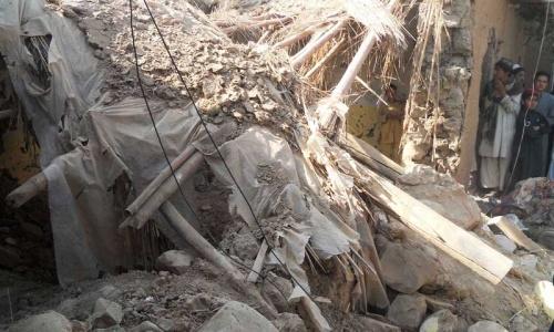 Drone strike in KP kills six