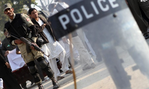 Protests across Pakistan against Rawalpindi sectarian violence