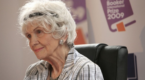 Column: Celebrating Alice Munro