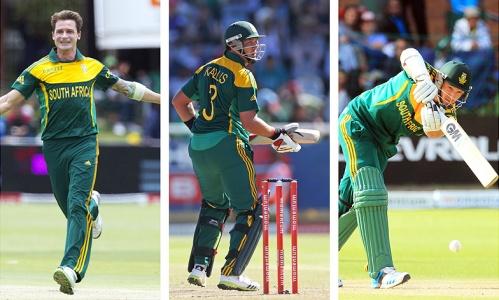 Steyn, Kallis, Smith to miss final ODI